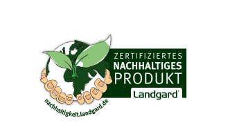"""Landgard führt neues Siegel """"zertifiziertes nachhaltiges Produkt"""" ein"""