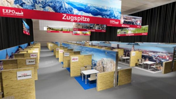 Leider um ein Jahr verschoben: So sollte das neue Speed-Dating-Konzept für die Holzland-Expo in München aussehen.
