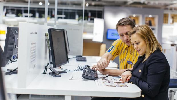 Ikea Deutschland schloss das Geschäftsjahr 2018 mit einem Umsatz von knapp über 5 Mrd. Euro ab.