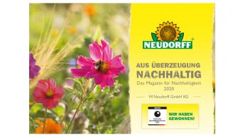 Neudorff veröffentlicht erneut Nachhaltigkeitsbericht