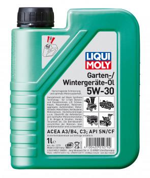 Liqui-Moly, Garten-Wintergeräte-Öl