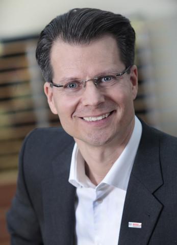 """""""2016 war das erfolgreichste Jahr in der Geschichte von Bosch Power Tools"""": Henning von Boxberg, Vorsitzender der Geschäftsführung von Robert Bosch Power Tools."""