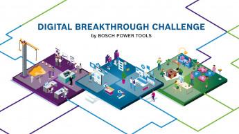 Bosch Power Tools schreibt Wettbewerb für Start-ups aus