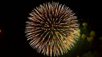 Weiterhin wird viel fürs Feuerwerk importiert