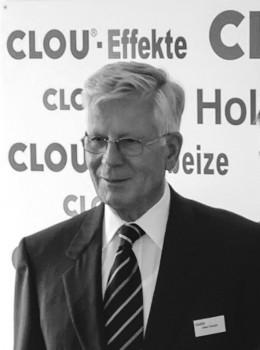 Otto Clouth ist nach kurzer schwerer Krankheit im Alter von 88 Jahren verstorben.