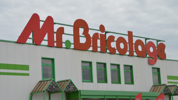 Mehr als 300 Mr. Bricolage-Märkte gehören derzeit zu der französischen Baumarkt-Gruppe.
