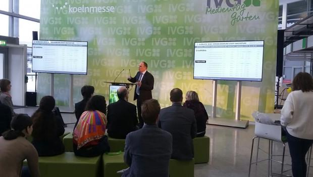 Mehr als 130 Pressevertreter sind beim heutigen IVG-Medientag in Köln gemeldet.