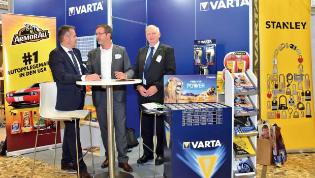 Varta, Made in Germany, Batterielösungen