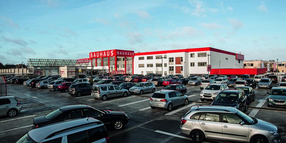 Zu der Übernahme des bisherigen Praktiker-Vorzeigemarkts in Berlin, Kapweg, kann man Bauhaus gratulieren.