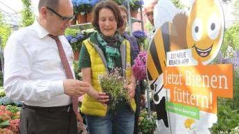 Gartencenter machen sich für giftfreie Pflanzen stark