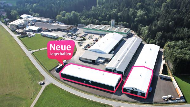 FN Neuhofer hat erneut seine Lagerkapazitäten ausgebaut.