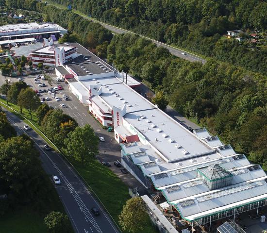 Die Bauking AG hat ihren Firmensitz zum 1. Januar 2018 von Hannover nach Iserlohn verlagert.