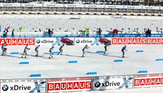 Bauhaus, Sportwerbung