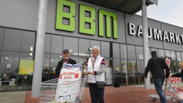 In Achim bei Bremen machte ein neuer BBM-Baumarkt auf.