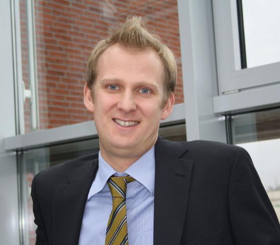 Gerritt Höppner-Tietz, seit 1. Januar verantwortlich für die operative Geschäftsführung. [Bild: Hagebau]