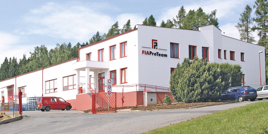 Storch-Ciret Group, FIA ProTeam in Pelhrimov