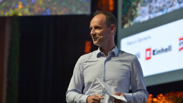 ManoMano-Mitgründer Christian Raisson war einer der Referenten auf dem diesjährigen Global DIY-Summit in Barcelona.