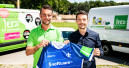 Der mobile Baumarkt wird neuer Premiumsponsor des SV Darmstadt 98