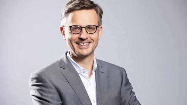 Dr. Andreas Hettich freut sich auf die internationale Zusammenarbeit.