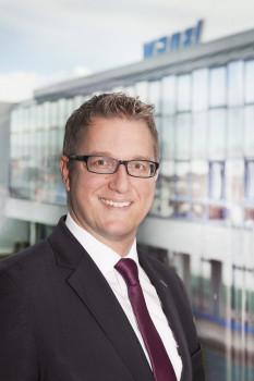 Jürgen Frank ist neuer Leiter Marketing und Produktmanagement Retail bei Wanzl.