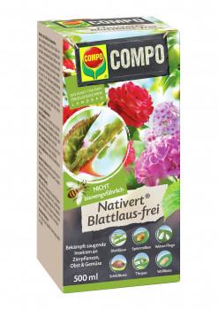 Compo, Pflanzenschutzmittel, Nativert Blattlaus-frei