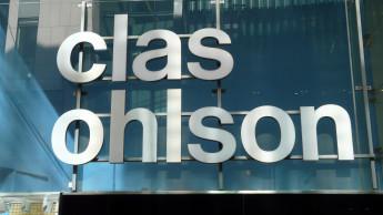 Clas Ohlson erzielt im März ein Plus von vier Prozent