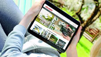 Hellweg hat den besten Online-Shop der Baumärkte