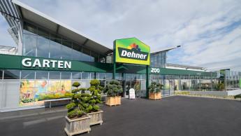 Dehner jetzt mit vier Märkten im Großraum Wien