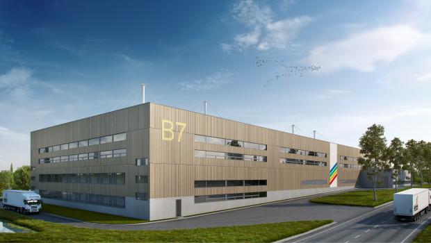 Hettich erweitert am Hauptsitz Kirchlengern seine Produktionsflächen.