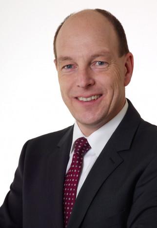 Betafence-Geschäftsführer Martin Götz