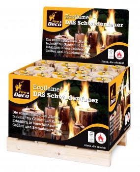 Boomex, Ecoflame Schwedenfeuer
