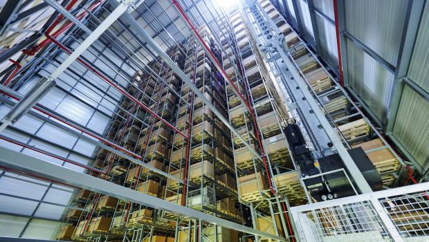 Die bestehenden Lagerkapazitäten in Obersontheim werden verdreifacht,
