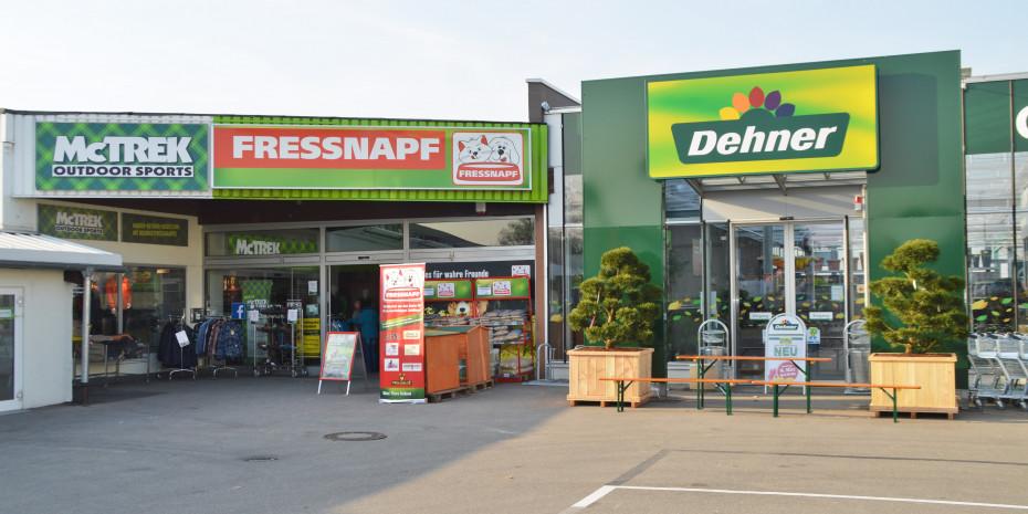 Dehner, Gartencenter Filderstadt, Zoowelt