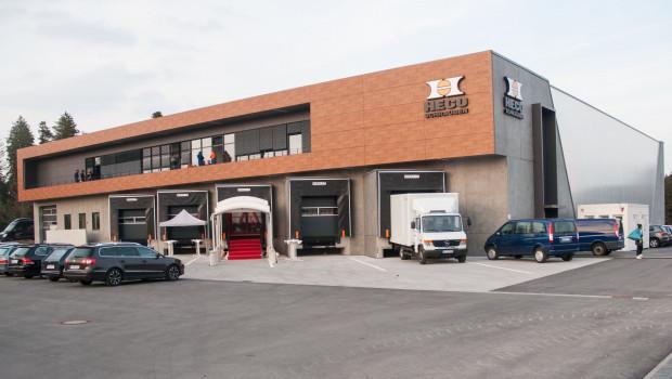 Heco weihte in Schramberg sein neues Logistikzentrum ein.