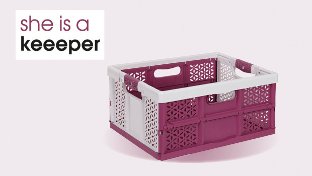 Keeeper , Klappbox  Lea