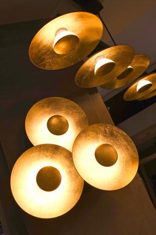 Lightme, Goldino, LED-Kopfspiegellampe (GU10)