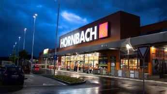 Platz 1 und 3 bei den Deutschlandumsätzen: Spitzenzuwachsraten bei Hornbach und Bauhaus