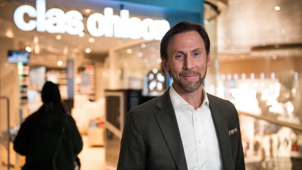 Klas Balkow verlässt die schwedische Einzelhandelskette Clas Ohlson.