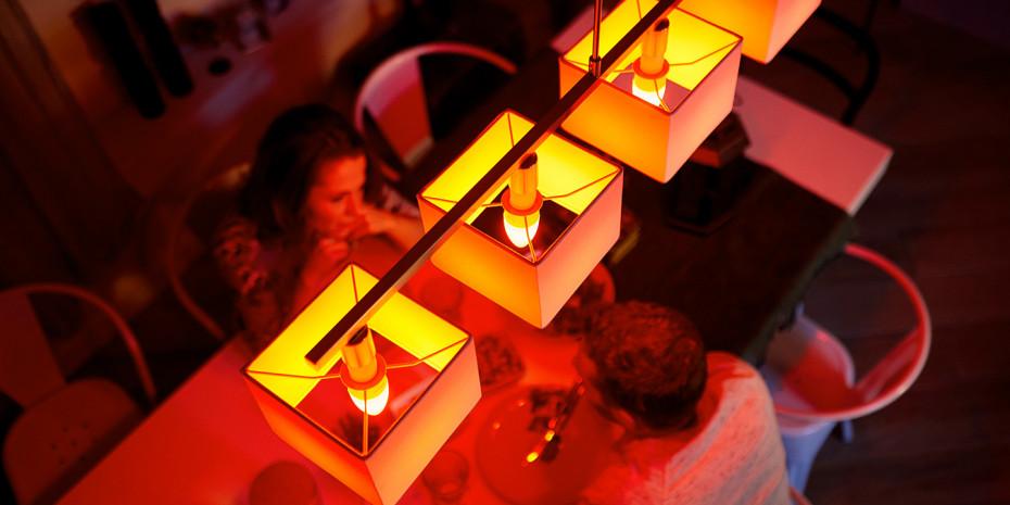 Hue-Lampen, Philips