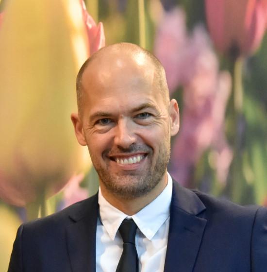 Stefan Lohrberg, Director Spoga+Gafa bei der Koelnmesse