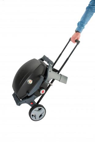 Tailgate-Version des Pantera, Grill-Trolley, Landmann