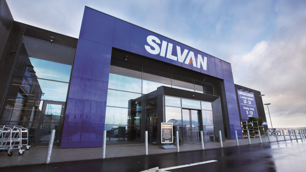 Silvan betreibt derzeit 43 Baumärkte in Dänemark.
