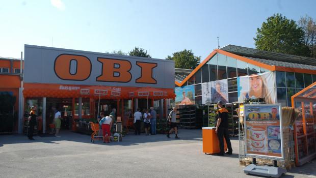 Der jüngste deutsche Obi-Markt machte in München auf.