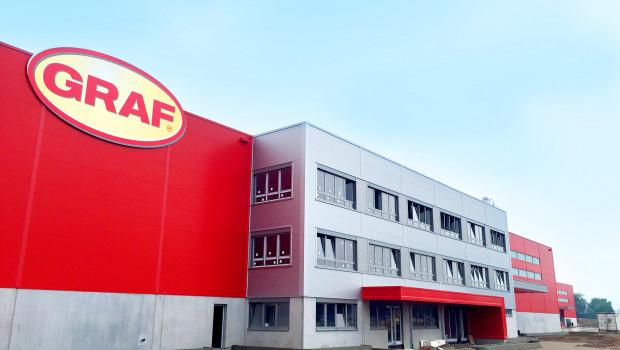 In das neue Kompetenzzentrum Rohstoffe investiert Graf rund 35 Mio. Euro.
