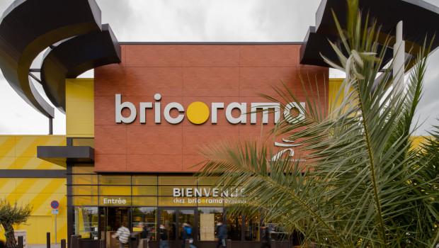Im Bricorama-Markt in Orgeval testet die französische Gruppe Les Mousquetaires ihr neues Großflächenkonzept.