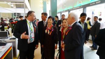 Hortiflorexpo IPM steigert Besucherzahlen in Peking