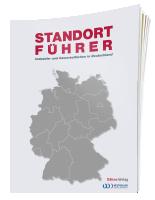 Standortführer - Freie Gewerbeflächen und Industrieflächen