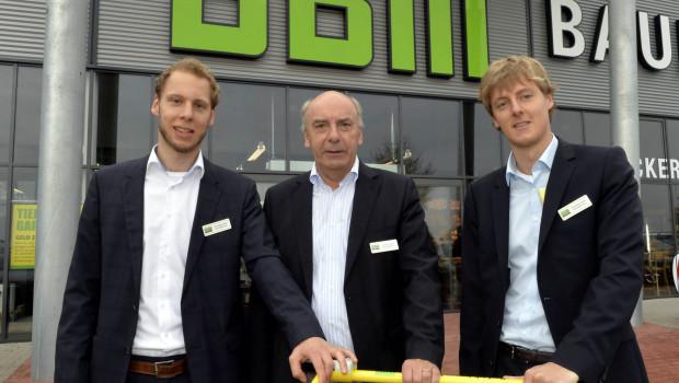 Prägende BBM-Köpfe: Jan Mark, Herbert und Sebastian Weitz.