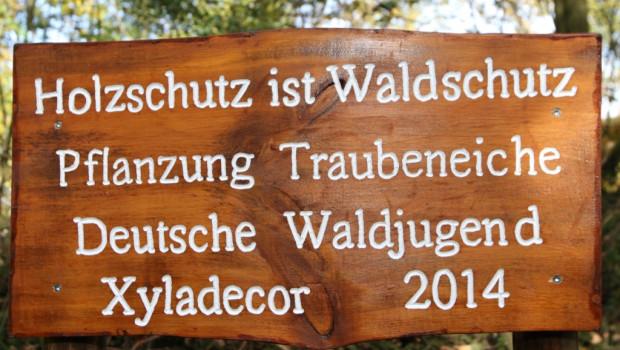 Xyladecor steht für nachhaltigen Holzschutz.