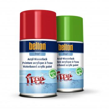 Kwasny, belton free, Acryl-Wasserlack